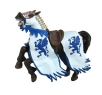 Papo Dragon King Blue Horse