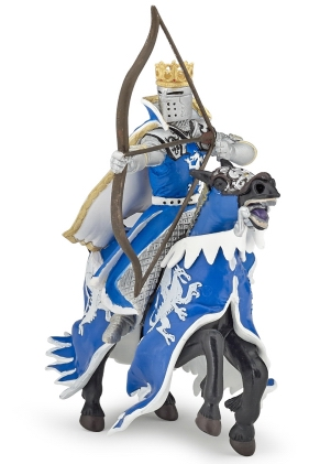 Papo Dragon King with Bow & Arrow 39795