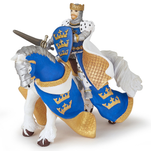 Papo Blue King Arthur 39953