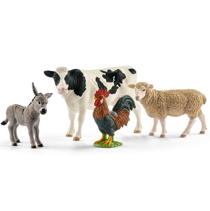 Schleich Farm Starter Set 42385