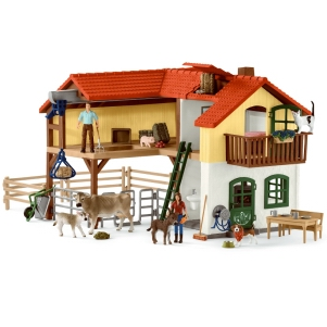 Schleich Large Farm House 42407