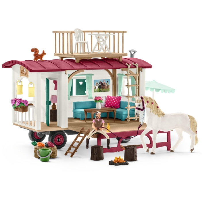 Schleich Caravan for Secret Club Meetings 42415