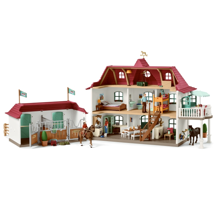 Schleich Large Stable with House 42416