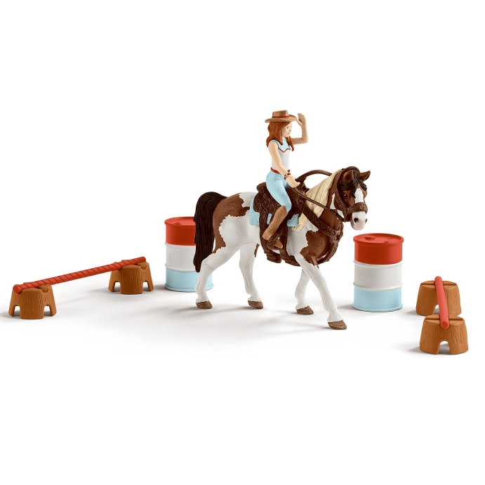 Schleich Hannah's Western Riding Set 42441