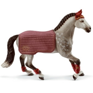 Schleich Trakehner Mare Riding Tournament 42456