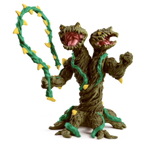 Schleich Plant Monster with Weapon 42513