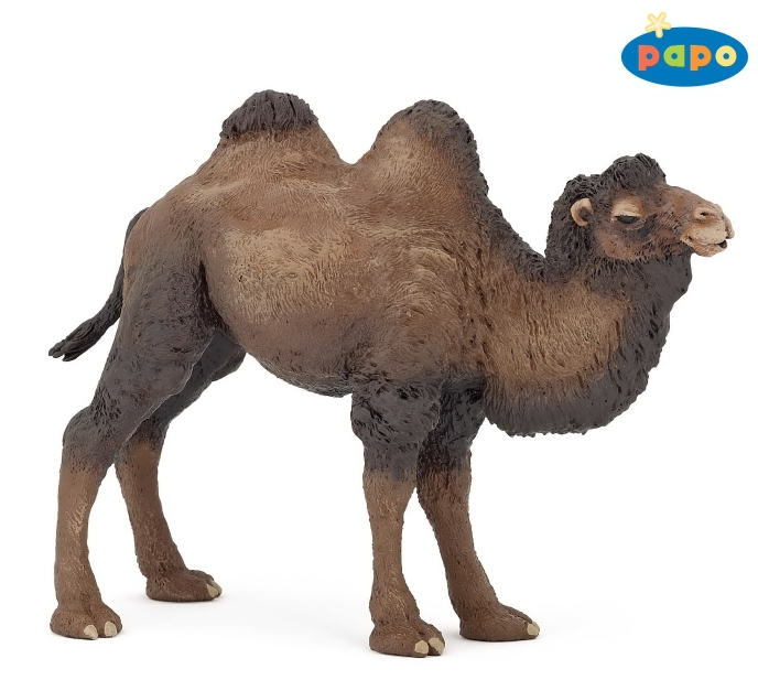 Papo Bactrian Camel 50129