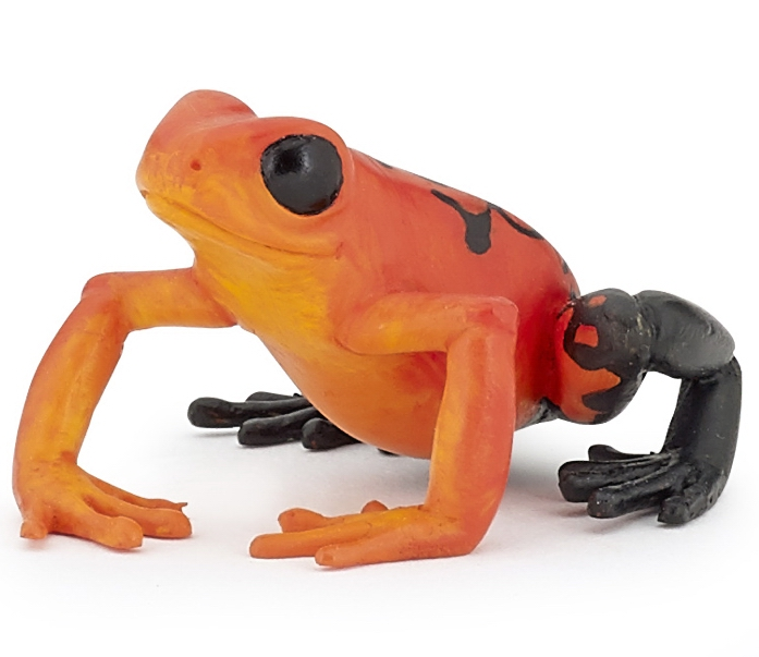 Papo Equatorial Red Frog 50193