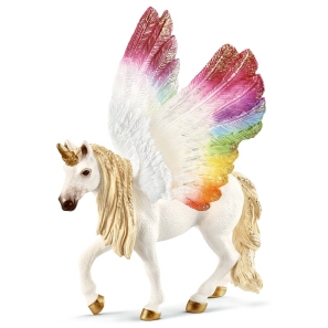 Schleich Rainbow Unicorn Winged 70576