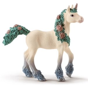 Schleich Flower Unicorn Foal 70591