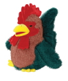 Cockerel Glove Puppet