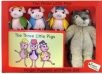 Three Little Pigs Finger Puppet Story Set