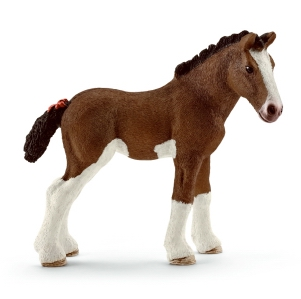 Schleich Clydesdale Foal 13810